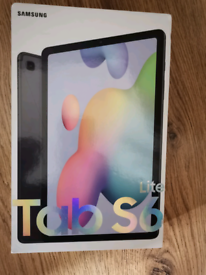 New tab s6 lite with pen 4g and wifi