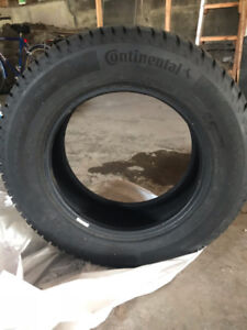 These tires have been sold: Almost New Winter Tires for Sale