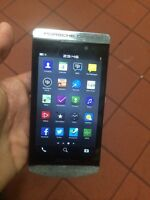 Blackberry Porsche Design p9982 (unlocked + wind) retail 2000$+