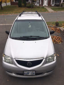 2002 Mazda MPV Minivan, Great condition