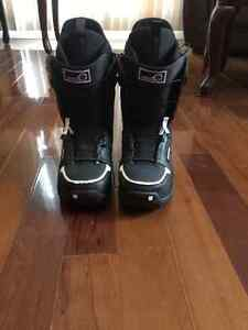 Size 9 snowboarding boots