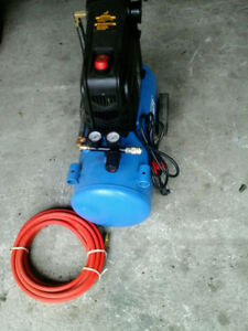 Air compressor  mastercraft