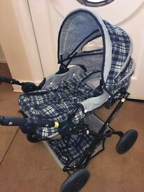 £35 - Prams, Baby Born, Baby Annabel and Clothes