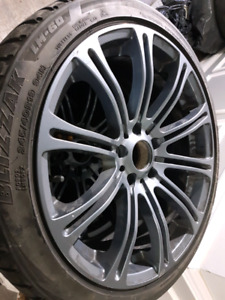 "19"" bmw 5 series rims"
