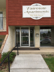 One bedroom apartment in Wainwright