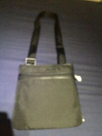 Armani bag / pouch with tags on