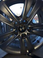 17 inch BMW alloy