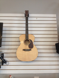 (sold) Martin Acoustic Guitar EST 1833 Model 0016 GT