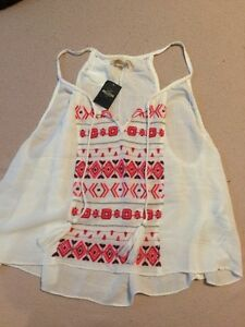 Brand New With Tags Hollister Tank