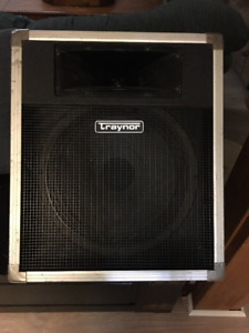 Traynor/Yorkville MS-115H PA Speaker/Floor Monitor ($120 OBO)