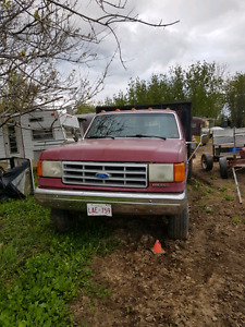 1991 Ford 450