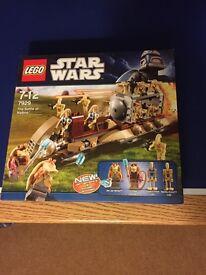 Lego Star Wars Battle of Naboo