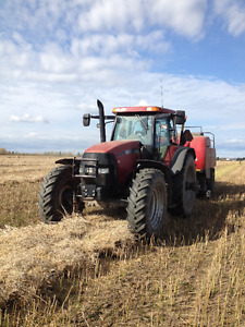 Baled straw for sale
