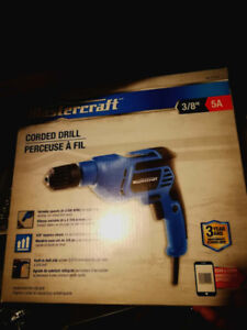 brand new MC 3/8 drill
