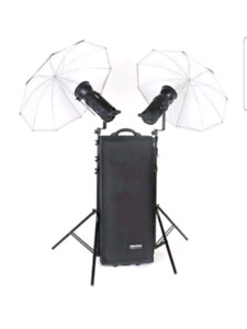 Studio Lighting (Bowens Gemini 500R 2-Light Kit)