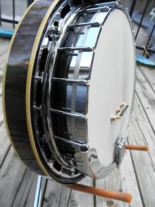 Degas Custom Built 5 String Banjo