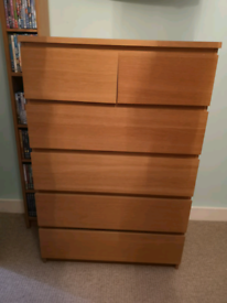 IKEA Malm chest of drawers