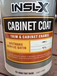 White cabinet paint