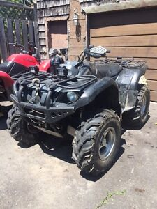 2005 grizzly 660 special edition
