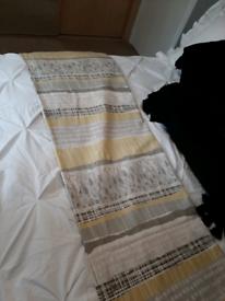 2 pair of next curtains