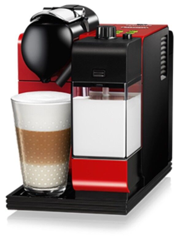 Nespresso Delonghi Lattissima Touch Coffee Pod And Milk Frother Machine