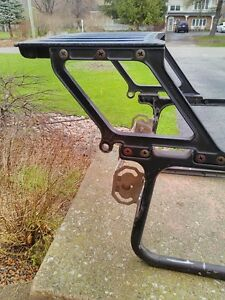 KRAUSER BMW SUPORT RACK MADE IN WEST GERMANY HONDA GOLDWING Windsor Region Ontario image 3