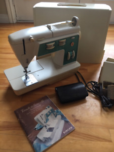 Vintage Singer Touch and Sew II Sewing Machine