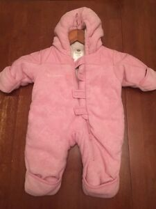 Columbia Girls infant 0-6 month snow suit  London Ontario image 1