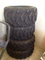 New atv tires
