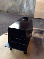 Four a camping / camping oven