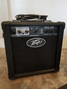 Peavey Amp with cord