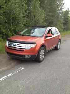 2007 Ford Edge SEL AWD ( TOIT PANORAMIQUE, SIEGES CHAUFFANTS )