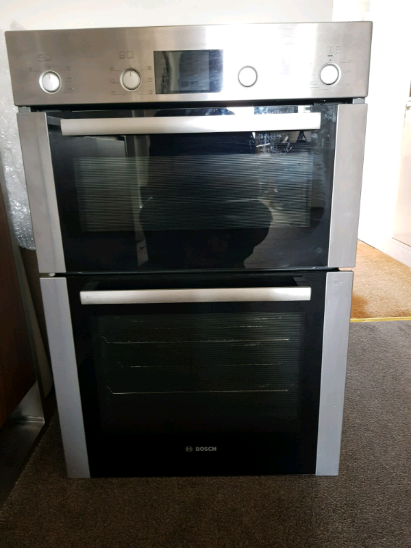 Bosch stainless steel double oven   in Troon, South Ayrshire   Gumtree