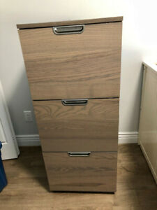 IKEA 3 drawer Filing Cabinet