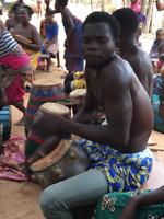 Cultural tour to Ghana