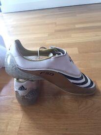 Adidas F50 football boots