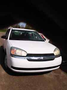 2005 ** CHEVY MALIBU ** LS V6, No Rust,clean,insp,A/C,Gray inter