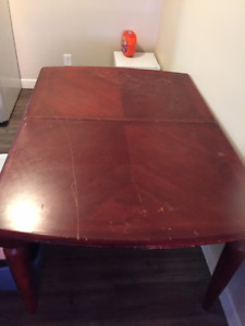 FREE Dining table with leaf