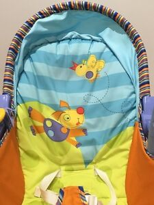 Fisher Price Newborn To Toddler Portable Rocker (Blue) Used West Island Greater Montréal image 7