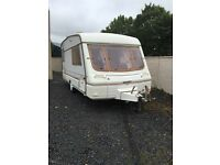 1999 Swift corniche 2 berth comes with awningand and many extras