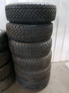 6 mags LT 245/75R17 F-350