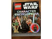 Rare Lego Book - Star Wars