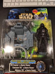 Darth Vader & Tie Fighter Gunner Station POTF