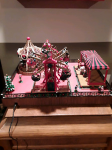 Lovely Christmas electric musical display