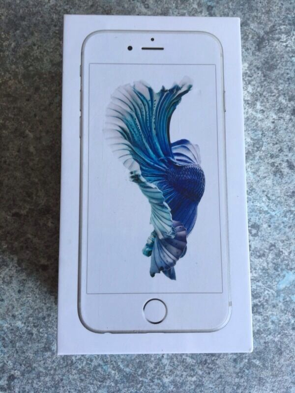 iPhone 6s white and silverin Blackpool, LancashireGumtree - Hi I am selling my iPhone6s in white and silver it is in great condition only 8 months old all waxy been in a case selling due to buying my contract out on this phone and upgrading to the iPhone 7 If you would like any more information feel free to...