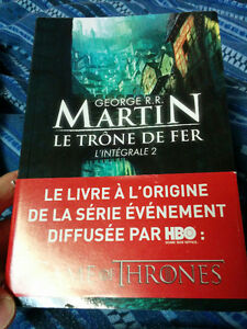 Game of thrones tome 2