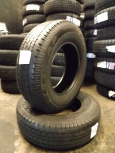 225/75R16 Goodyear Wrangler's – No Cost Installation