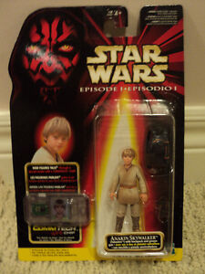 Star Wars Anakin Skywalker Tatooine figure *NEW IN BOX*