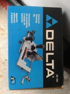 Delta Tenoning Jig and Freud Biscuit Gun