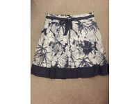 Roxy summer skirt size large
